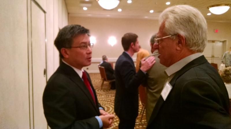 January 2015: State Treasurer John Chiang 4