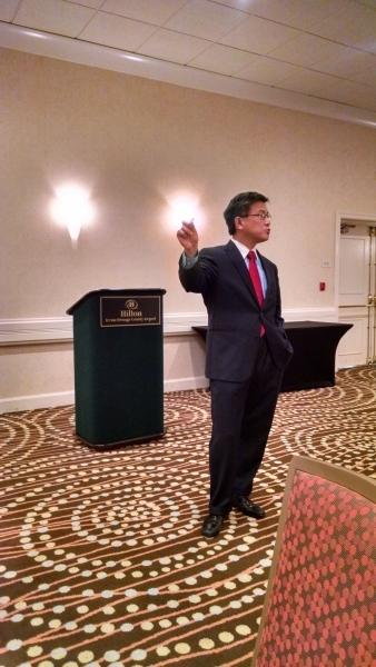 January 2015: State Treasurer John Chiang 11